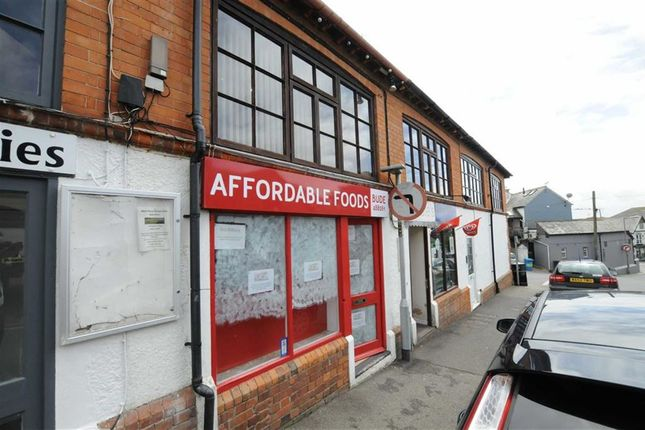 Thumbnail Commercial property to let in Belle Vue Lane, Bude, Cornwall