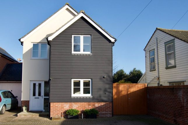 Thumbnail Detached house to rent in The Street, Kirby-Le-Soken, Frinton-On-Sea