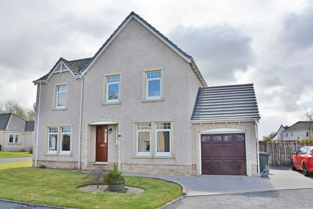 4 bed property for sale in 10 Millhill Crescent, Greenloaning, Dunblane