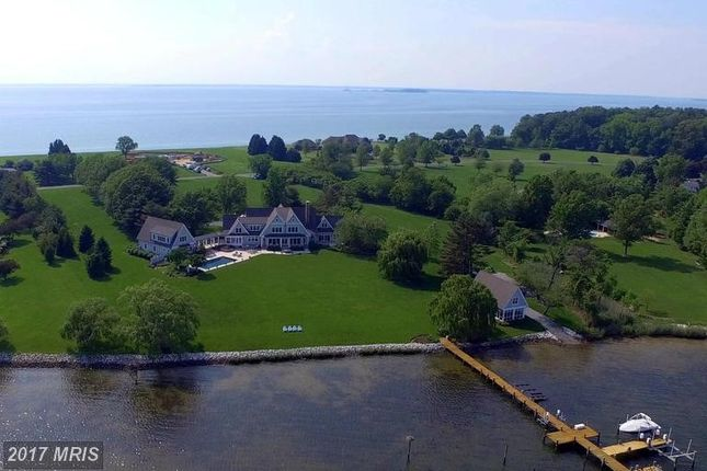 Thumbnail Property for sale in 3107 Bennett Point Road, Queenstown, MD, 21658