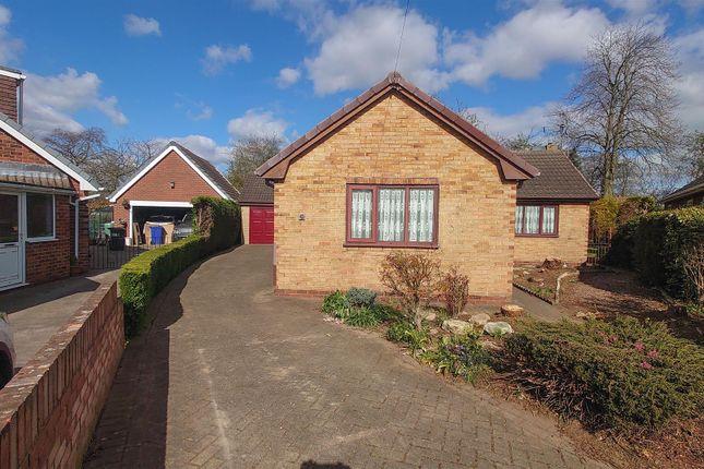 Thumbnail Detached bungalow for sale in Parklands, Edenthorpe, Doncaster