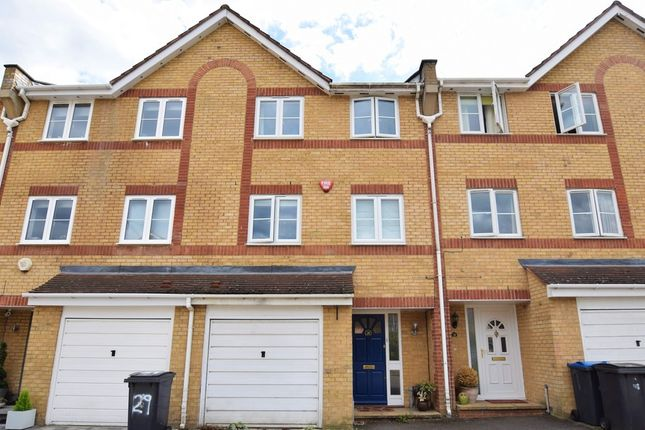 Thumbnail Terraced house to rent in Livesey Close, Kingston Upon Thames
