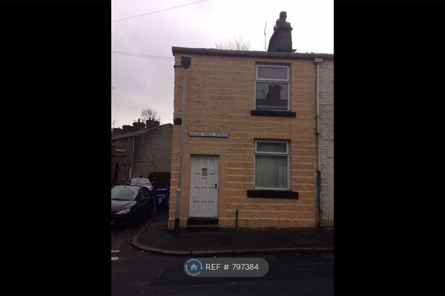 Thumbnail End terrace house to rent in Acre Mill Road, Stacksteads
