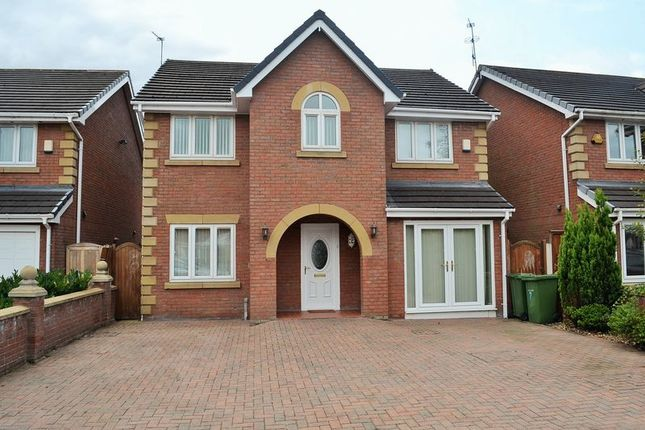 Thumbnail Detached house to rent in Ledsons Grove, Melling, Liverpool