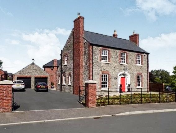 Detached house for sale in 19 Farriers Green, Carnreagh, Hillsborough