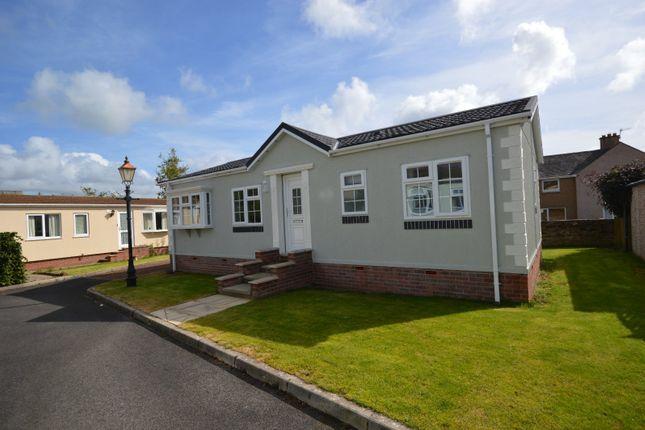 Thumbnail Bungalow for sale in James Park Homes, Egremont, Cumbria
