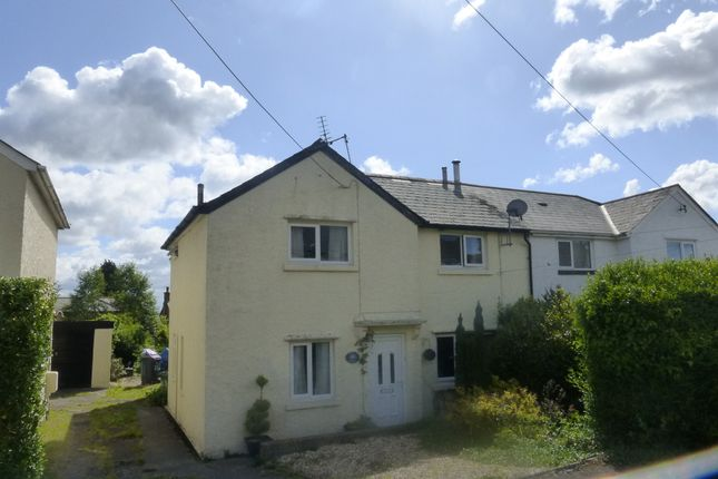 Thumbnail Semi-detached house for sale in Maple Road, Griffithstown, Pontypool