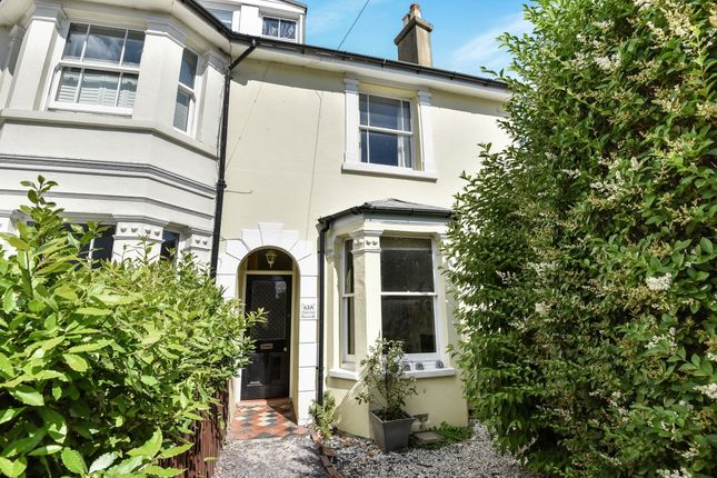 Thumbnail End terrace house to rent in Mount Sion, Tunbridge Wells