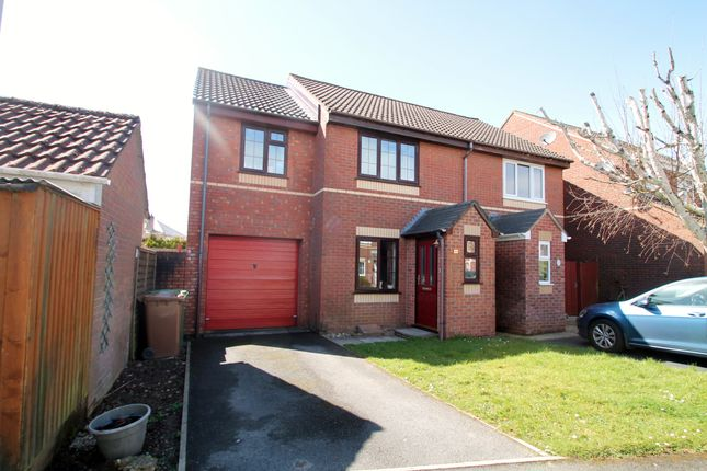 Thumbnail Semi-detached house for sale in Trewithy Court, Crownhill, Plymouth
