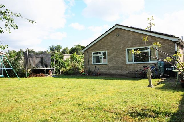 Thumbnail Detached bungalow for sale in St. Benedicts Road, Brandon