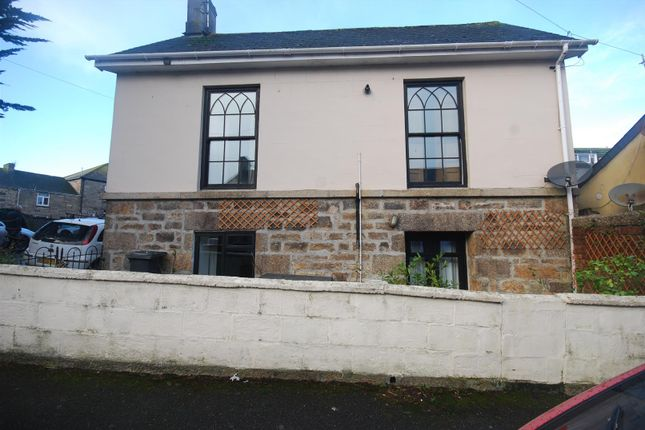 Thumbnail Semi-detached house for sale in York Street, Penzance