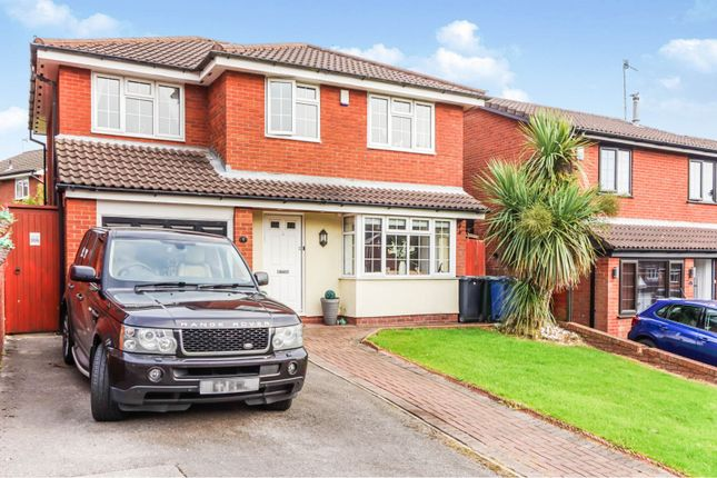 Thumbnail Detached house for sale in Barford Close, Upholland