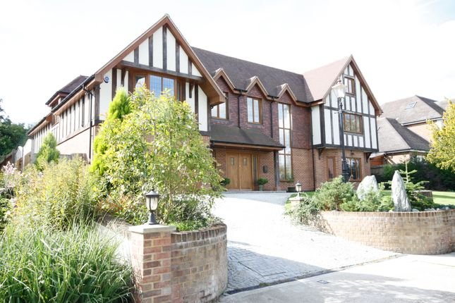 Thumbnail Detached house for sale in The Meadows, Chelsfield Park