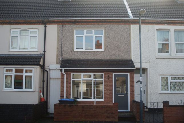 Thumbnail Terraced house to rent in Winfield Street, Rugby