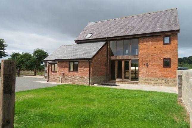 Thumbnail Barn conversion to rent in Eardisland, Leominster