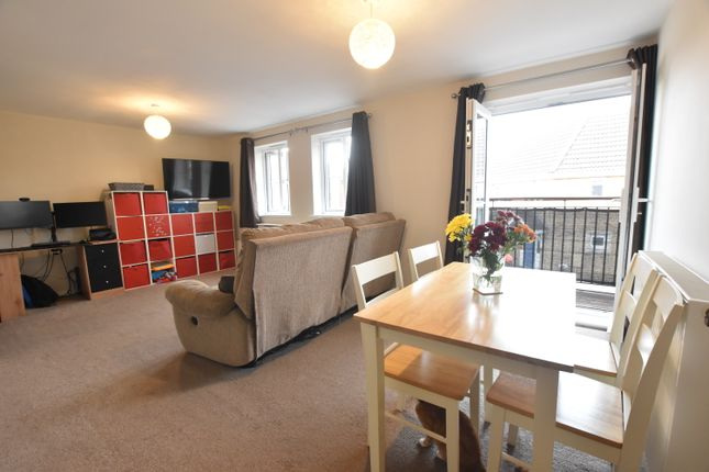 Thumbnail Flat for sale in Gadwall Way, Scunthorpe, Lincolnshire