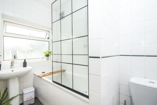 Bathroom of Maltby Road, Chessington KT9