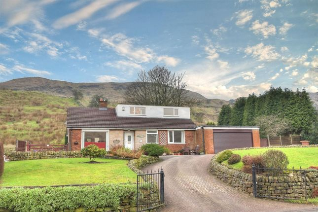 Thumbnail Detached bungalow for sale in Summit, Littleborough