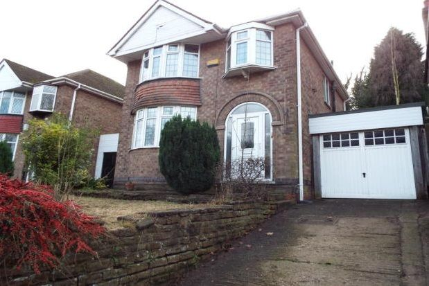 Thumbnail Property to rent in Nuthall Road, Aspley, Nottingham