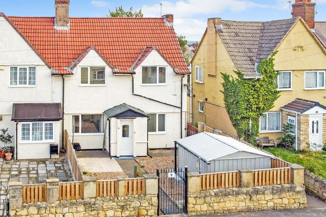 3 bed terraced house for sale in The Crescent, Doncaster DN6