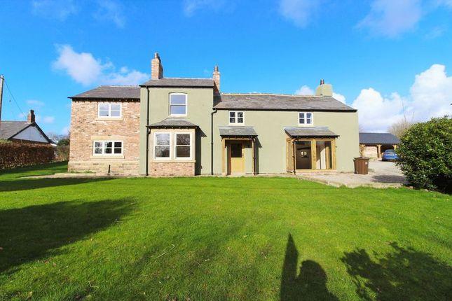 Thumbnail Farmhouse for sale in Marsh Lane, Longton, Preston