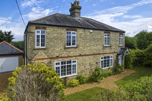 Thumbnail Detached house for sale in Silver Street, Buckden, St. Neots