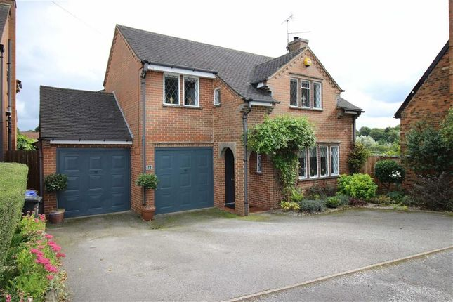 Thumbnail Detached house for sale in The Ridings, Ockbrook, Derbyshire