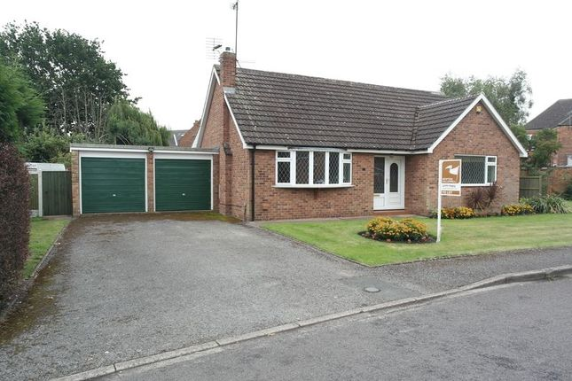 Thumbnail Detached bungalow to rent in West Court, Retford