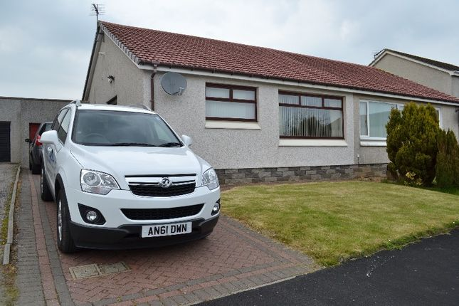 Thumbnail Bungalow to rent in Brentfield Circle, Ellon, Aberdeenshire