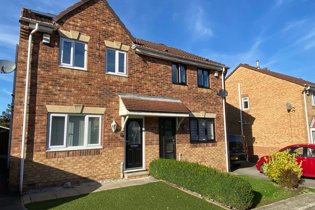 3 bed semi-detached house to rent in Larchfield Way, Ryhill WF4