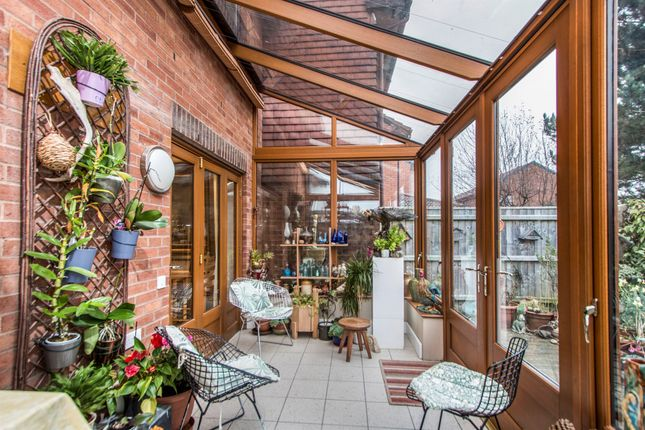 Thumbnail Terraced house for sale in Taverner Close, Poole