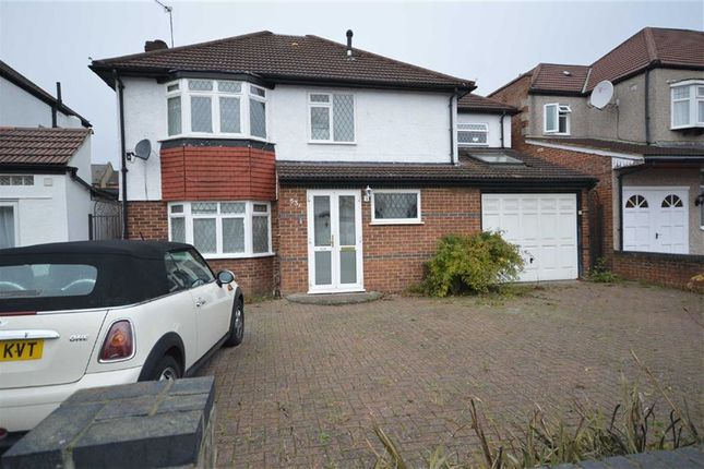 Thumbnail Detached house to rent in St Augustines Avenue, Wembley