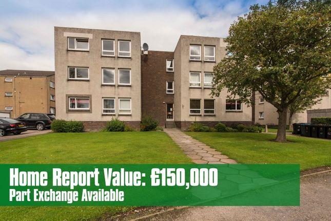 Thumbnail Flat for sale in Grampian Gardens, Dyce, Aberdeen