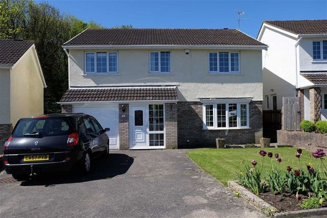 Thumbnail Detached house for sale in Nant Talwg Way, Barry, Vale Of Glamorgan