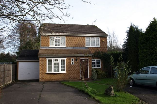 Thumbnail Detached house to rent in Brewers Close, Farnborough