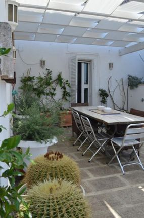 Roof Terrace of Townhouse Nicola, Ostuni, Puglia, Italy