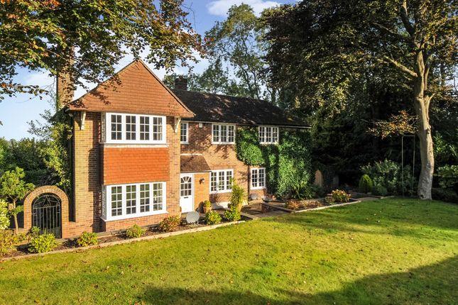 Thumbnail Detached house to rent in Beulah Walk, Woldingham, Caterham, Surrey