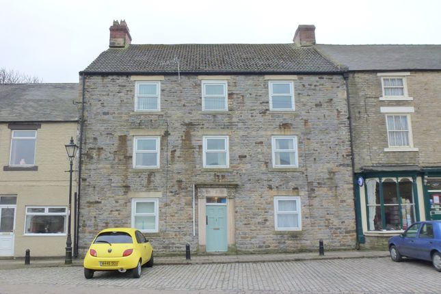 Thumbnail Flat for sale in Market Place, St. Johns Chapel, Bishop Auckland