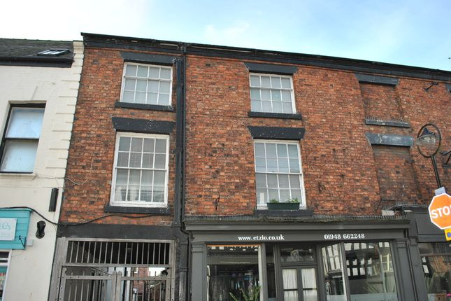 Thumbnail Flat to rent in High Street, Whitchurch, Shropshire