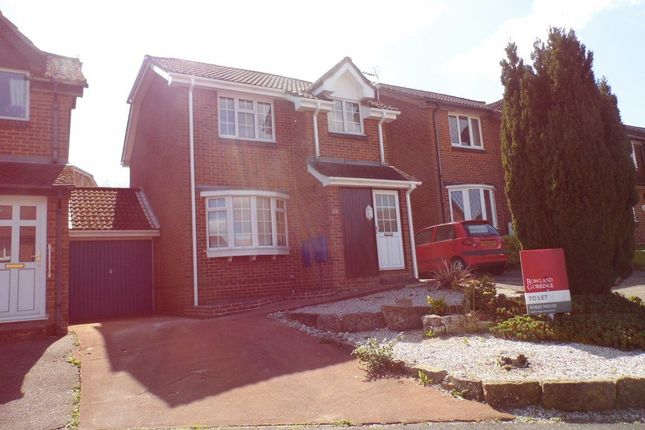 Thumbnail Detached house to rent in Farriers Way, Uckfield