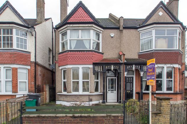 3 bed terraced house for sale in Brighton Road, Purley