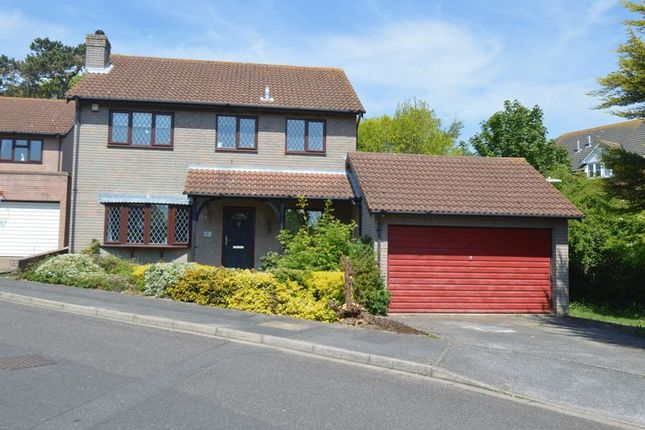 Thumbnail Detached house for sale in Old Garden Close, Locks Heath, Southampton