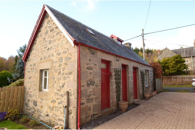 Outbuildings of Middle Terrace, Kingussie PH21