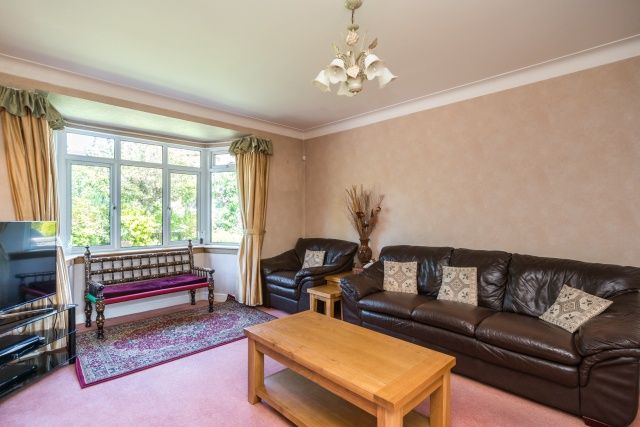 Thumbnail Detached house for sale in Esslemont Road, Newington, Edinburgh
