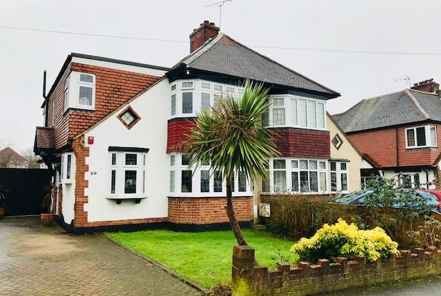 Thumbnail Semi-detached house for sale in Gayfere Road, Stoneleigh