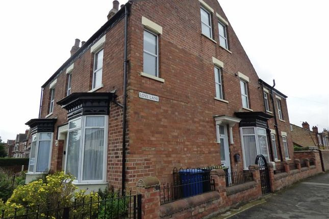 Thumbnail Property for sale in Morton Terrace, Gainsborough