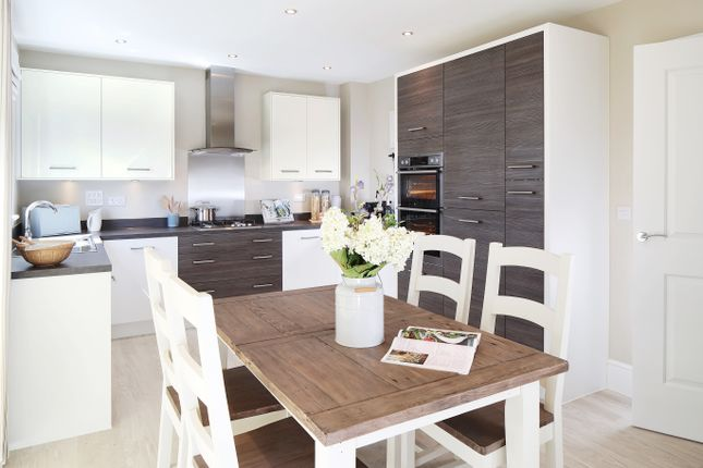 Thumbnail Semi-detached house for sale in Plots 6057 - The Ludlow, Day House Lane, Swindon