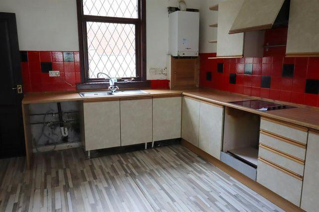Kitchen of Hillside Road, Coundon, Bishop Auckland DL14