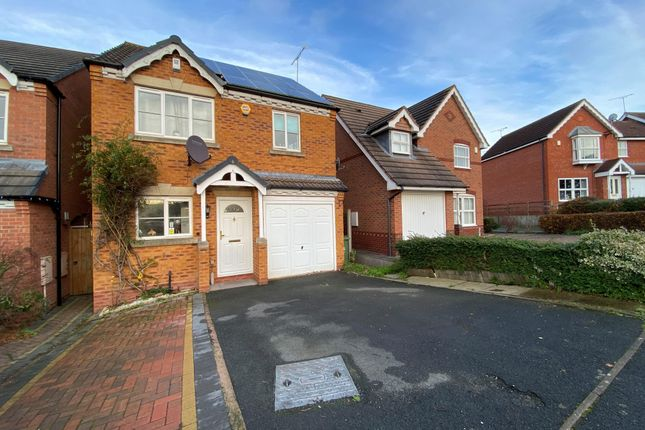 Thumbnail Detached house to rent in Homestead Avenue, Wall Meadow, Worcester
