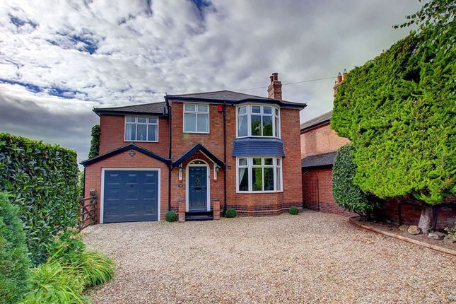 Thumbnail Detached house for sale in 103, Stoke Road, Bromsgrove, Worcestershire